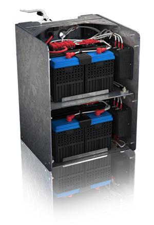 TriPac Envidia® All-Electric APU